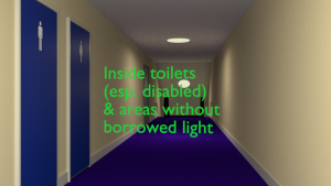 Emergency Lighting Design help Part 2
